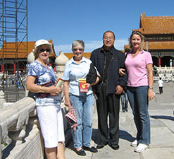 Floyd Kondo on the First Trip with His Friends