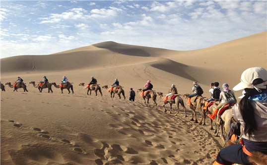 Silk Road China Tours-16 Day tour of Beijing, Urumqi, Kashgar, Turpan, Dunhuang, Xian, Shanghai