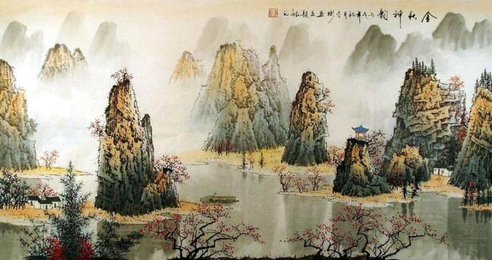 Guilin Landscape Paintings