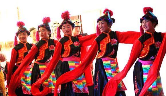 Tibetan Dances